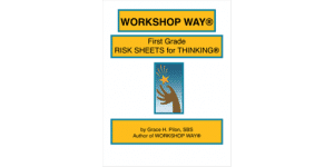 #160 First Grade Risk Sheets